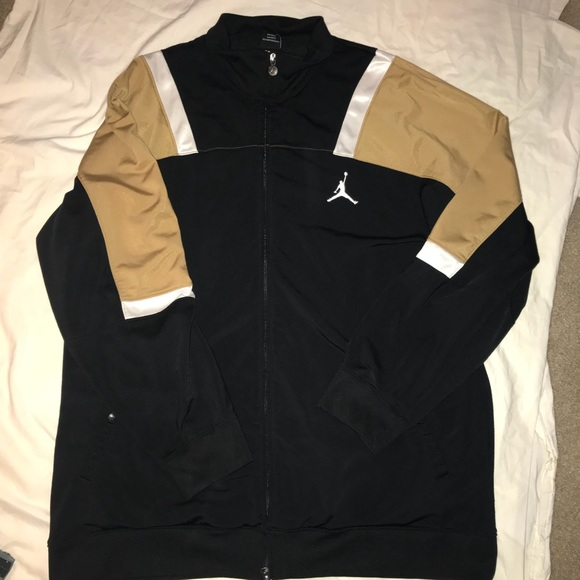 4ba5df25a3de Air Jordan Other - Men s Jumpman Jordan zip up track jacket XXL